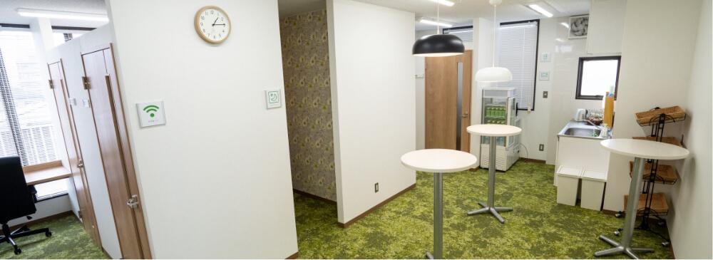 3F / オフィスエリアのイメージ画像