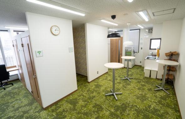 3F オフィスエリア
